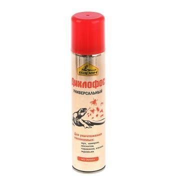 Инсектицидное средство Варан Дихлофос универсальный Золотистый без запаха