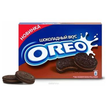 Печенье Oreo Шоколадный вкус