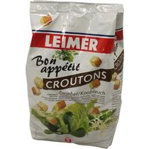 Крутоны Leimer с луком и чесноком