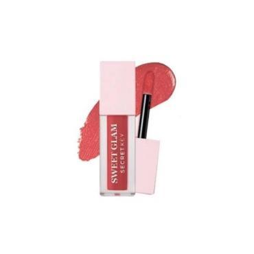 Тинт для губ Secret Key Sweet Glam Velvet Tint, оттенок 05