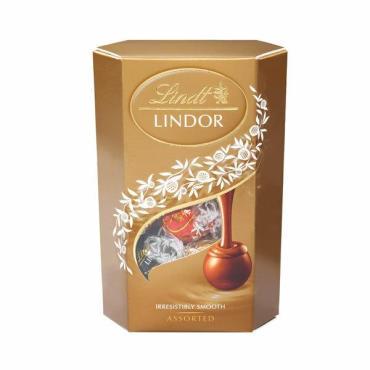 Конфеты Lindt шоколадные шарики ассорти Lindor