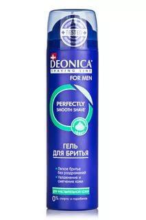 Гель для бритья Deonica Men Максимальная защита