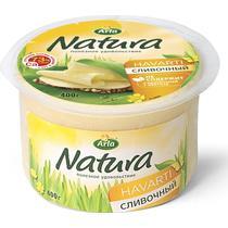Сыр Arla  Natura сливочный 45%, 400 гр., ПЭТ