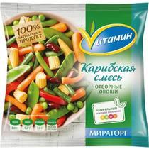 Полуфабрикат Vитамин карибская смесь отборные овощи