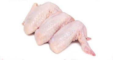Мясо птицы Крылья куриные монолит РПТ