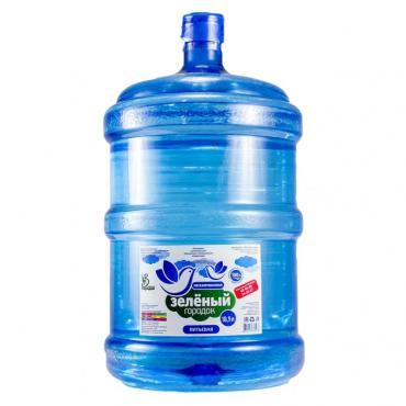 Вода Зеленый городок питьевая минеральная негазированная