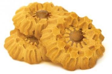 Печенье Ламзурь Рускон Звезда наслаждения сдобное
