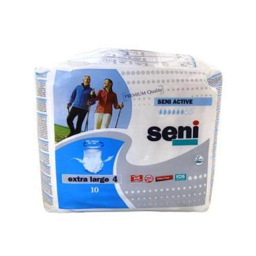Трусы впитывающие одноразовые Seni Active Extra Large 4 10шт. для взрослых