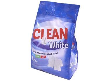 Стиральный порошок Clean Maximal White