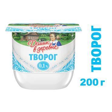 ТВОРОГ ДОМИК В ДЕРЕВ 0,1% 1/200