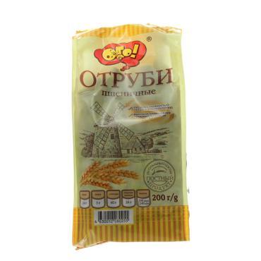 Отруби Ого! Пшеничные Экструдированные