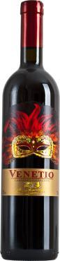 Вино столовое красное сухое 12% Contarini Vini e Spumanti S.r.l. Venetio Cabernet Sauvignon IGT, Италия, 750 мл., стекло