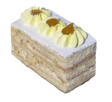 Пирожное Слоянка Лакомо с нежным кремом
