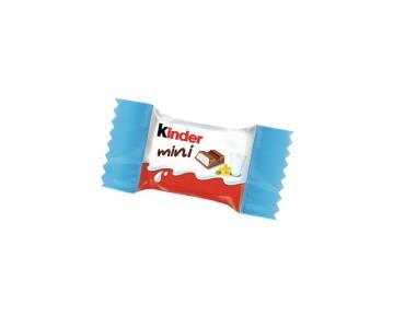 Шоколад Kinder mini с молочной начинкой