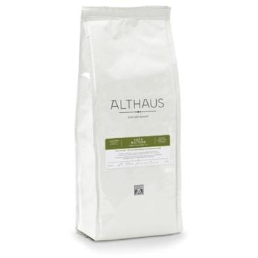 Чай зеленый Althaus Grun Matinee листовой