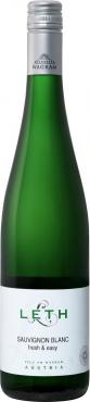 Вино белое сухое Leth, Fresh & Easy Sauvignon Blanc, 750 мл., Стекло, Австрия