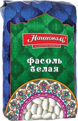 Фасоль белая калиброванная Националь, 450 гр., флоу-пак