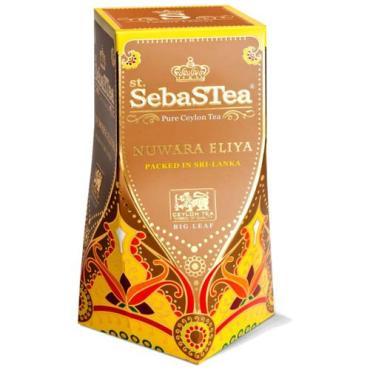 Чай черный SebaSTea Нувара