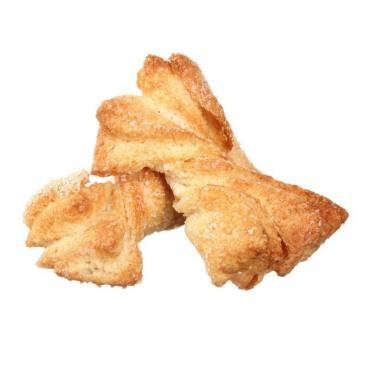 Печенье Ден-Трал Слойка бантик с сахаром