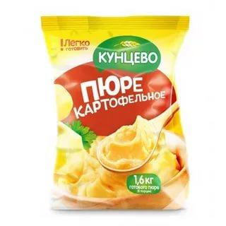 Картофельное пюре Кунцево Без добавок
