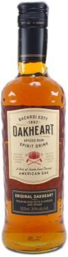 Ром Bacardi Oakheart Original 35%