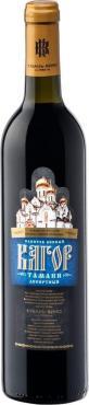 Вино Кубань-вино Кагор Тамани десертный красное сладкое 16,5%