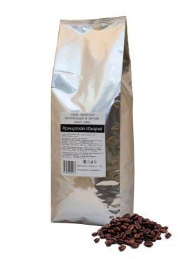 Кофе eXpert Французская обжарка натуральный жареный в зернах