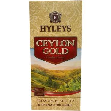 Чай Hyleys цейлон Голд 25 шт.