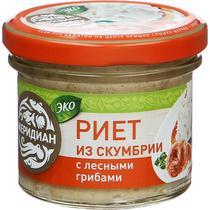 РИЕТ ИЗ СКУМБРИИ С ЛЕС ГРИБ 1/100