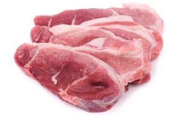 Лопатка свиная без кости весовая Бразилия