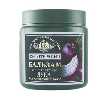 Бальзам для волос Iris Фитотерапия с экстрактом Лука