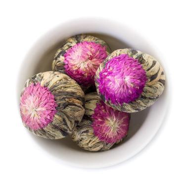 Чай листовой Юй Лун Тао Нефритовый персик Дракона