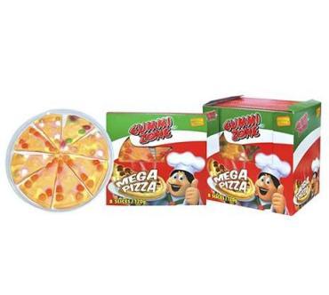 Мармелад GUMMI ZONE Большая Пицца