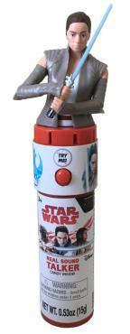 Конфеты с музыкальной игрушкой Star Wars, 15 гр., пластиковая упаковка