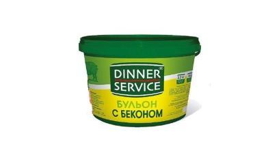 Бульон DINNER SERVICE бекон