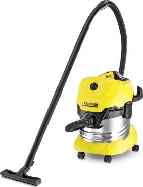 Пылесос для сухой и влажной уборки, Karcher WD 4 Premium, 7,2 кг., картонная коробка