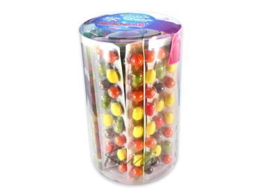 Жевательная резинка Frogger цветные шарики 280 шт
