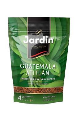 Кофе Jardin Guatemala Atitlan растворимый