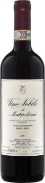 Вино 2015 года 13 % красное сухое выдержанное Vino Nobile di Montepulciano Riserva Fattoria del Cerro, Италия, 750 мл., стекло