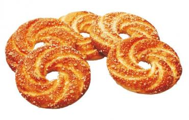 Печенье Шанти с сахаром, А-продукт, 4 кг., картон