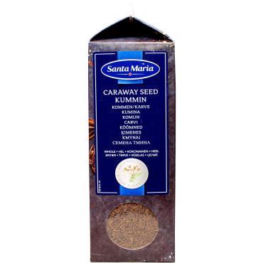 Семена тмина Santa Maria 420 гр., картонная коробка