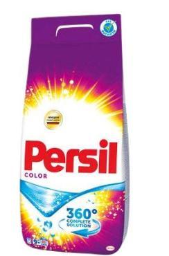 Стиральный порошок универсальный Persil Expert Color, 9 кг., пластиковый пакет