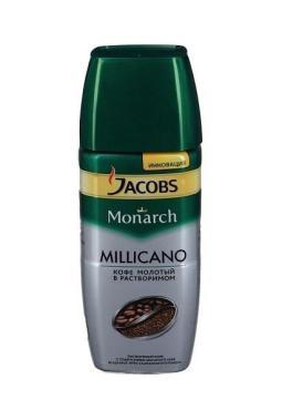 Кофе Jacobs Monarch Millicano молотый в растворимом