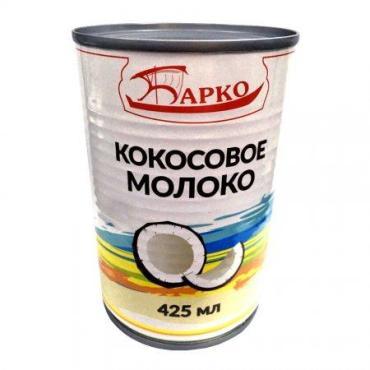 Кокосовое молоко Барко