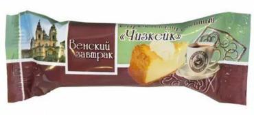 Сырок Венский завтрак чизкейк глазированный 18%