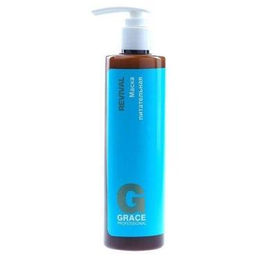 Маска для волос GRACE Professional питательная с экстрактом Трепанга