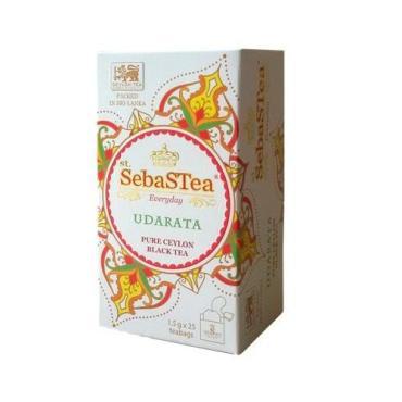 Чай SebasTea Everyday Udarata в пакетиках