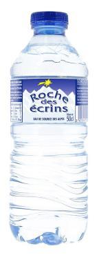 Вода Roche des ecrins минеральная природная питьевая столовая негазированная