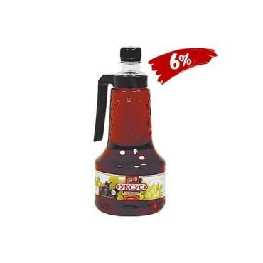 Уксус Стоевъ Виноградный 6%