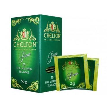 Чай Chelton Зеленый цейлонский